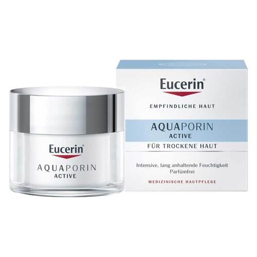 Eucerin Aquaporin Active Creme trockene Haut - 1
