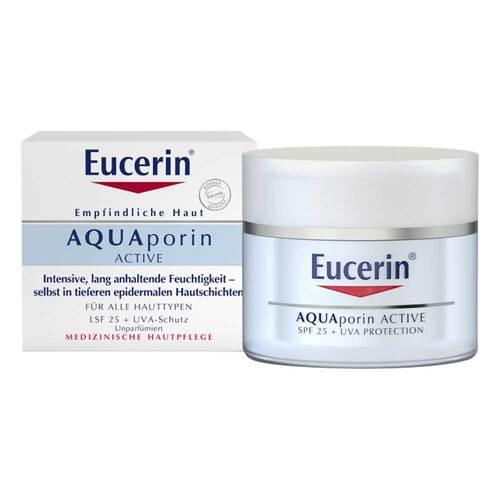 Eucerin Aquaporin Active Feuchtigkeitspflege mit LSF 25 - 1