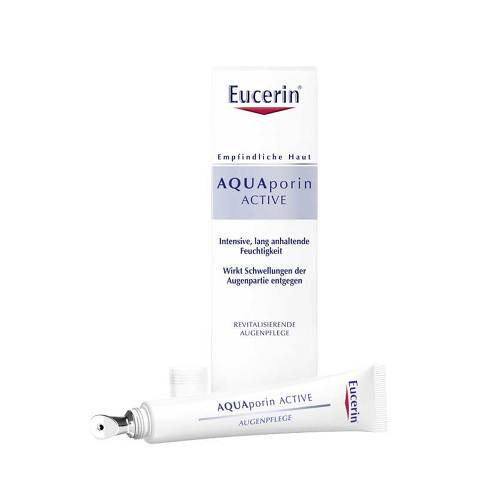 Eucerin Aquaporin Active Augenpflege - 1