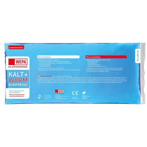 Kalt-Warm Kompresse 12x29 cm lose - 1