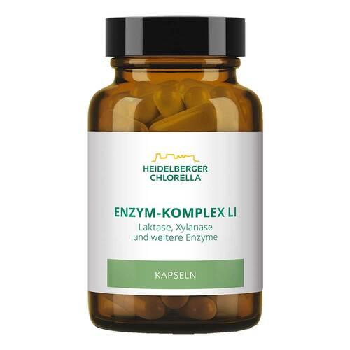 Enzym Komplex LI Kapseln - 1