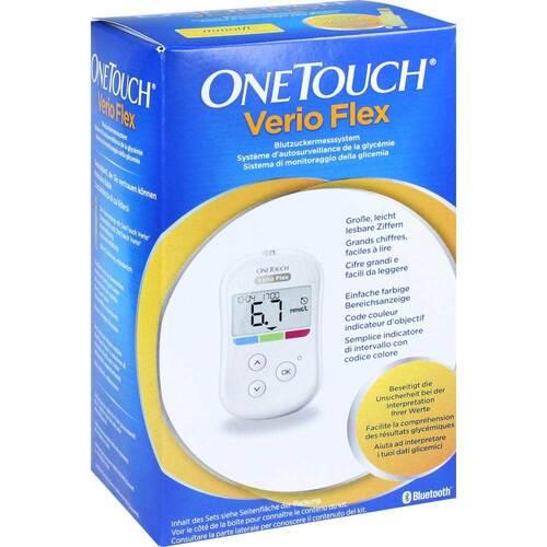 One Touch Verio Flex Blutzuckermesssystem mmol / l - 1