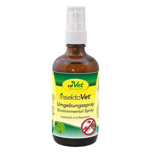 Insektovet Umgebungsspray vet. (für Tiere) - 1