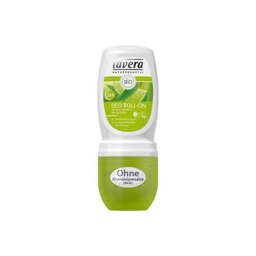 Lavera Deo Roll-On Bio-Limone & Bio-Verveine - 1