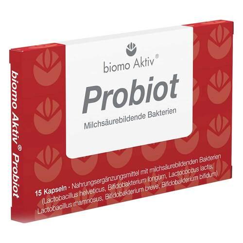 Biomo Aktiv Probiot Kapseln - 1