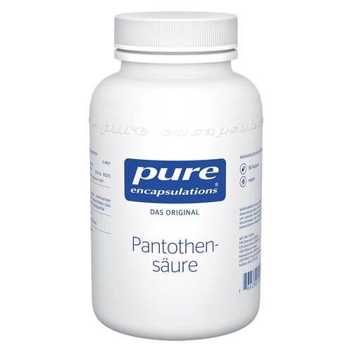 Pure Encapsulations Pantothensäure Kapseln - 1