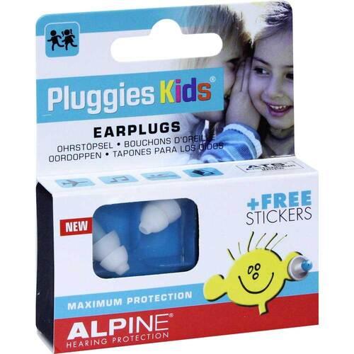 Alpine Pluggies Kids Ohrstöpsel - 1