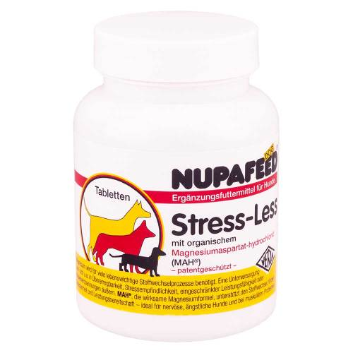 Nupafeed Dog Stress-less Tabletten vet. (für Tiere) - 1