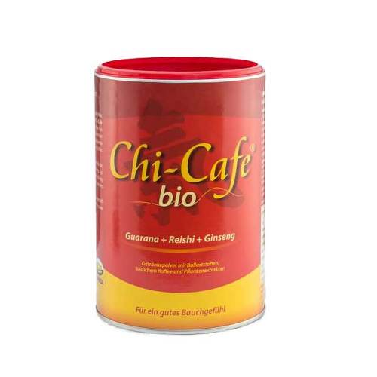 Chi Cafe bio Dr. Jacobs Pulver - 1