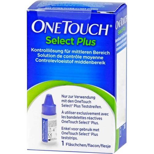 One Touch Selectplus Kontrolllösung mittel - 1