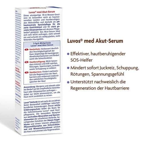 Luvos Naturkosmetik Med Akutserum - 3