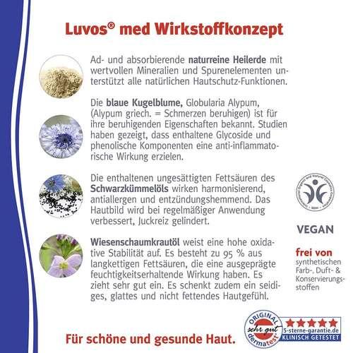 Luvos Naturkosmetik Med Wasch- und Duschlotion - 4