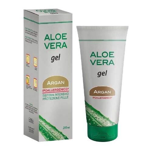 Aloe Vera Gel mit Arganöl - 1