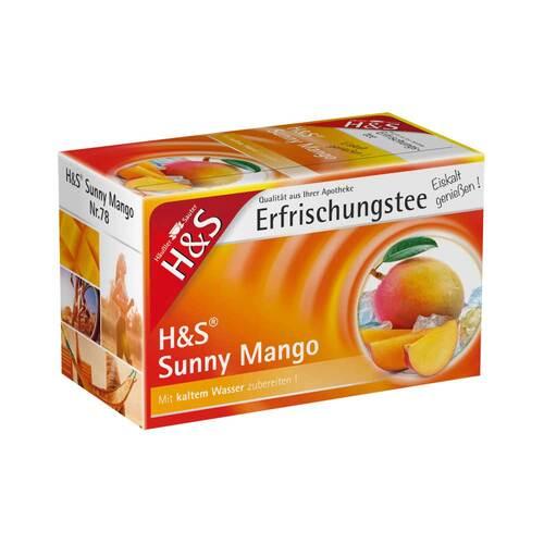 H&S Erfrischungstee Sunny Mango Filterbeutel - 2