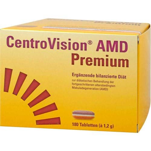Centrovision AMD Premium Tabletten - 1
