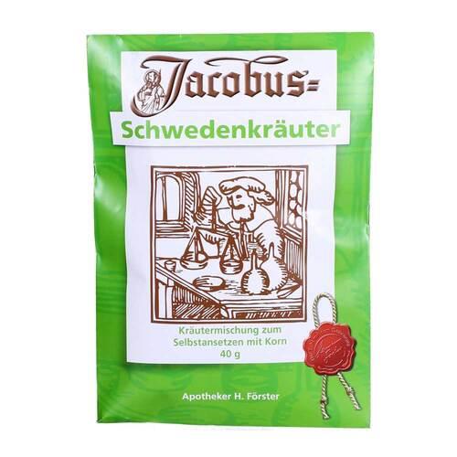 Jacobus Schwedenkräuter Pulver - 1
