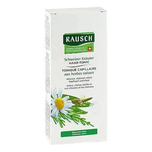 Rausch Schweizer Kräuter Haar Tonic - 1