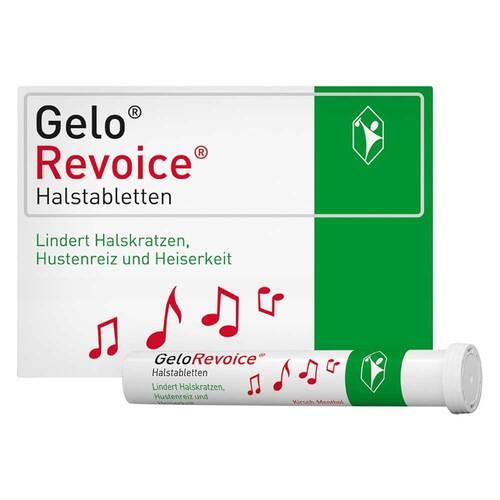 Gelorevoice Halstabletten Kirsch-Menthol Lutschtabletten - 1