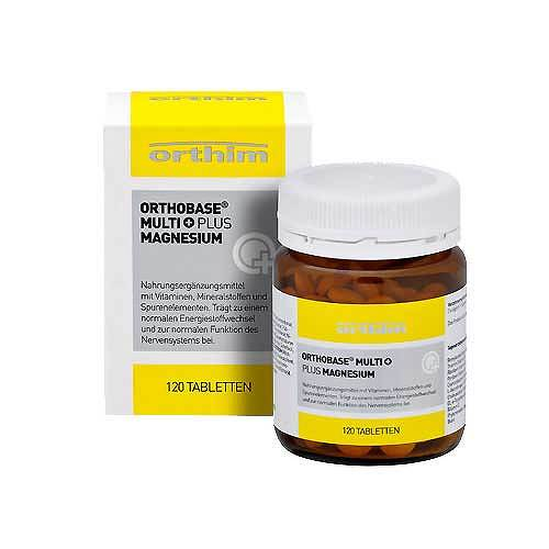 Orthobase Multi plus Magnesium Tabletten - 1