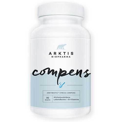 Arktibiotic Stress compens Pulver - 1
