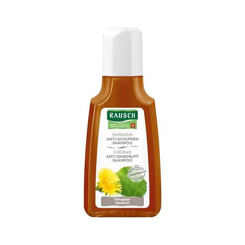 Rausch Huflattich Anti Schuppen Shampoo - 1