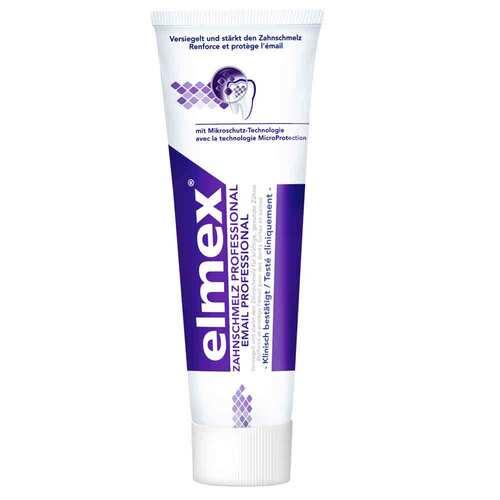 Elmex Zahnschmelzschutz Professional Zahnpasta - 1