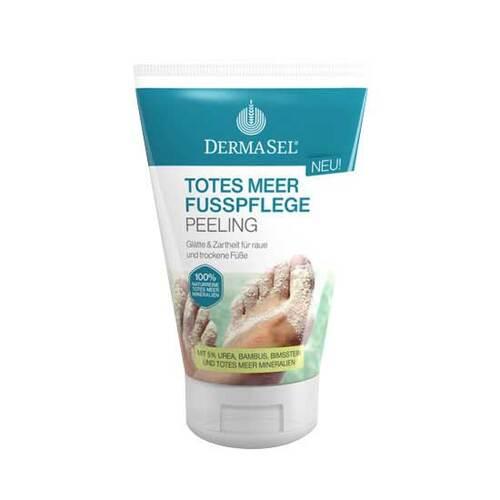 Dermasel Totes Meer Fußpflege Peeling - 1