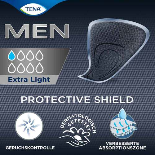 Tena Men extra light Einlagen - 2