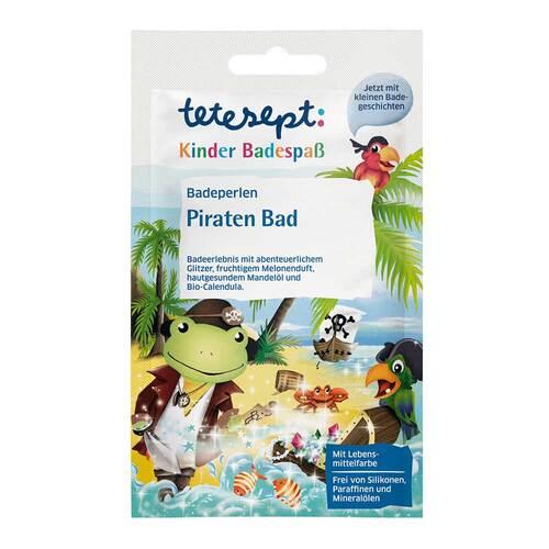 Tetesept Kinder Badespaß Badeperlen Piraten Bad - 1