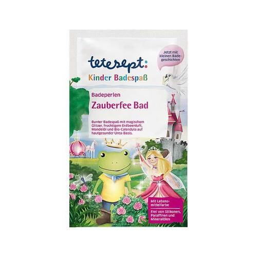 Tetesept Kinder Badespaß Badeperlen Zauberfee Bad - 1