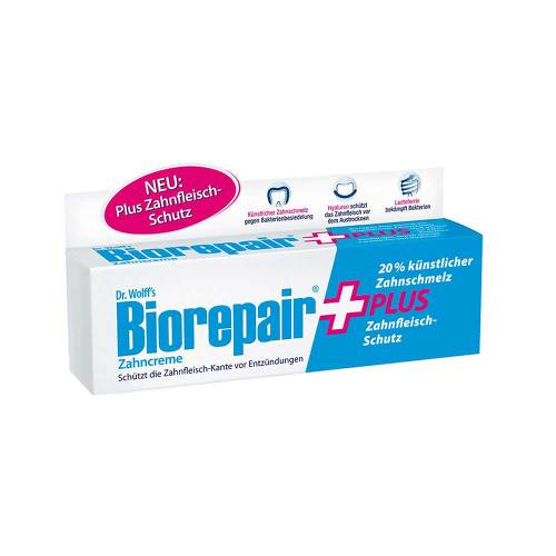Biorepair Zahncreme plus - 1