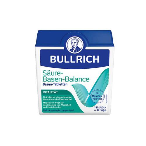 Bullrich Säure Basen Balance Tabletten - 1