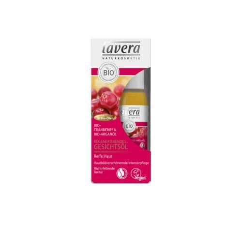 Lavera regenerierendes Gesichtsöl Cranberry - 1