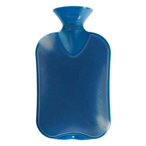 Fashy Wärmflasche Halblamelle saphir - 1