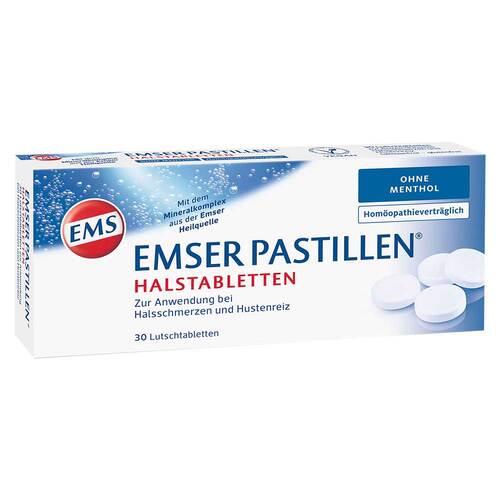 Emser Pastillen ohne Menthol - 1