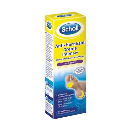 Scholl Anti-Hornhaut Creme - 1