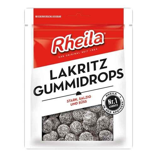 Rheila Lakritz Gummidrops mit Zucker - 1