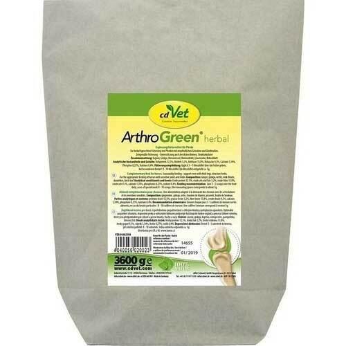 Arthrogreen herbal Pulver für Pferde - 1