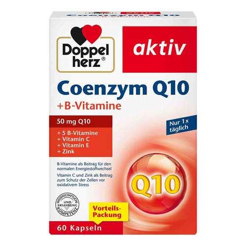 Doppelherz Coenzym Q10+B-Vitamine Kapseln - 1