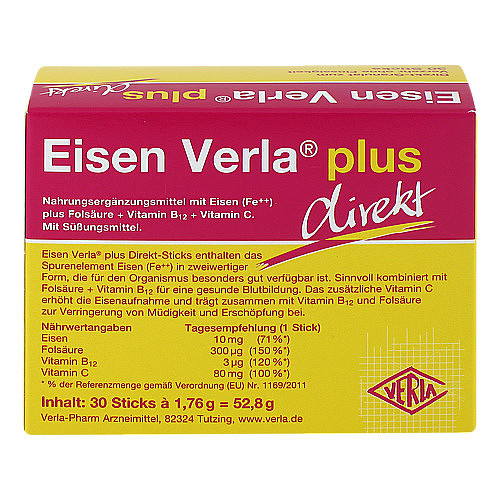 Eisen Verla plus direkt Sticks - 2