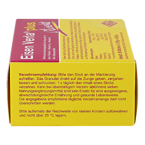 Eisen Verla plus direkt Sticks - 3