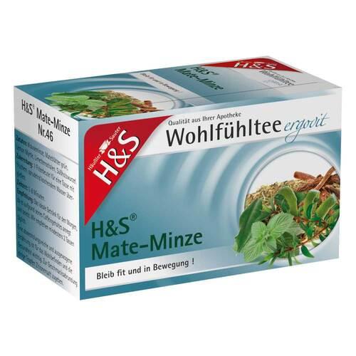 H&S Mate-Minze Filterbeutel - 2