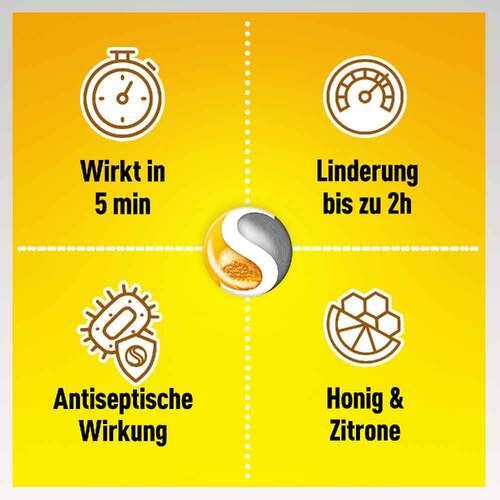 Dobensana Honig- und Zitronengeschm.1,2mg / 0,6mg Lut. - 3