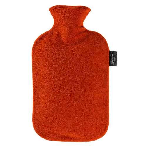 Fashy Wärmflasche mit Bezug cranberry 6530 42 - 1