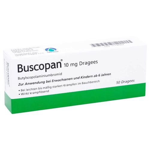 Buscopan Dragees Orifarm - 1