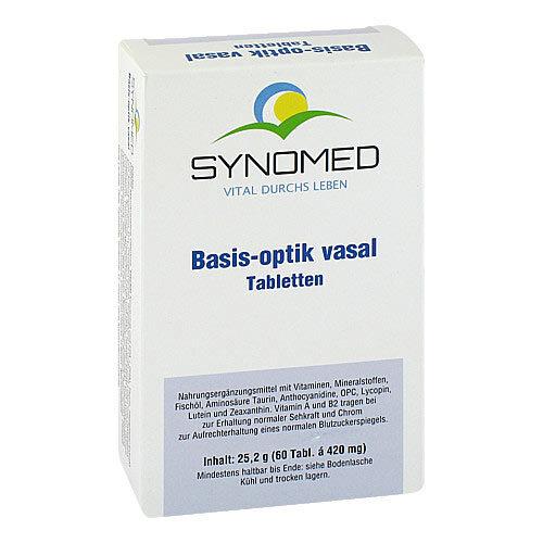 Basis Optik vasal Tabletten - 1