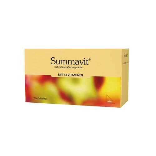 Summavit Tabletten - 1