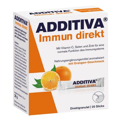 Additiva Immun direkt Sticks - 1
