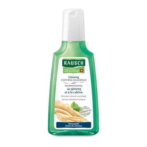 Rausch Ginseng Coffein Shampoo - 1