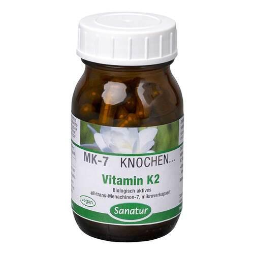 Vitamin K2 MK-7 Kapseln - 1